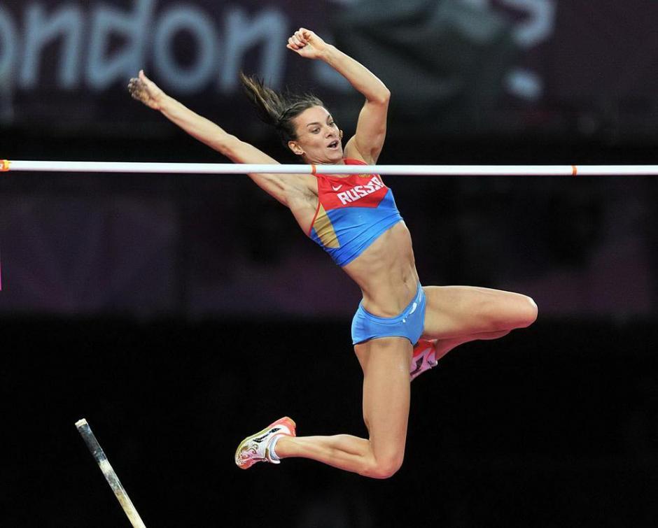 Yelena es doble campeona mundial. (Foto: EFE)