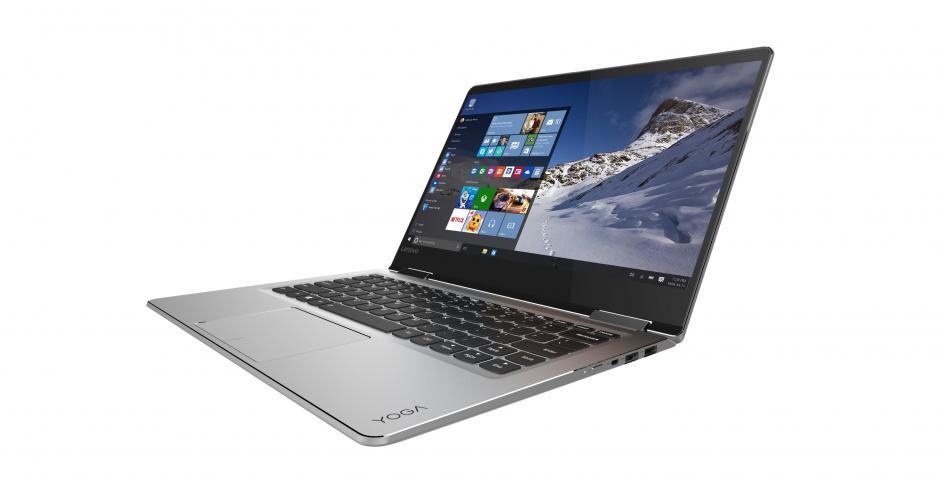 El modelo Yoga 710 cuenta con un color silverado. (Foto: winbeta.org)