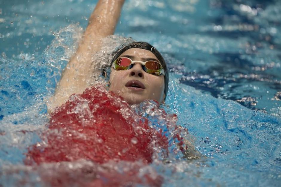 Yusra Mardini irá a los Juegos Olímpicos Río 2016. (ElPeriodico)