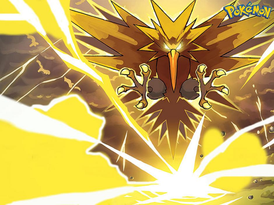 EL ave legendaria Zapdos. (Foto: ntphabbo.foroactivo.com)
