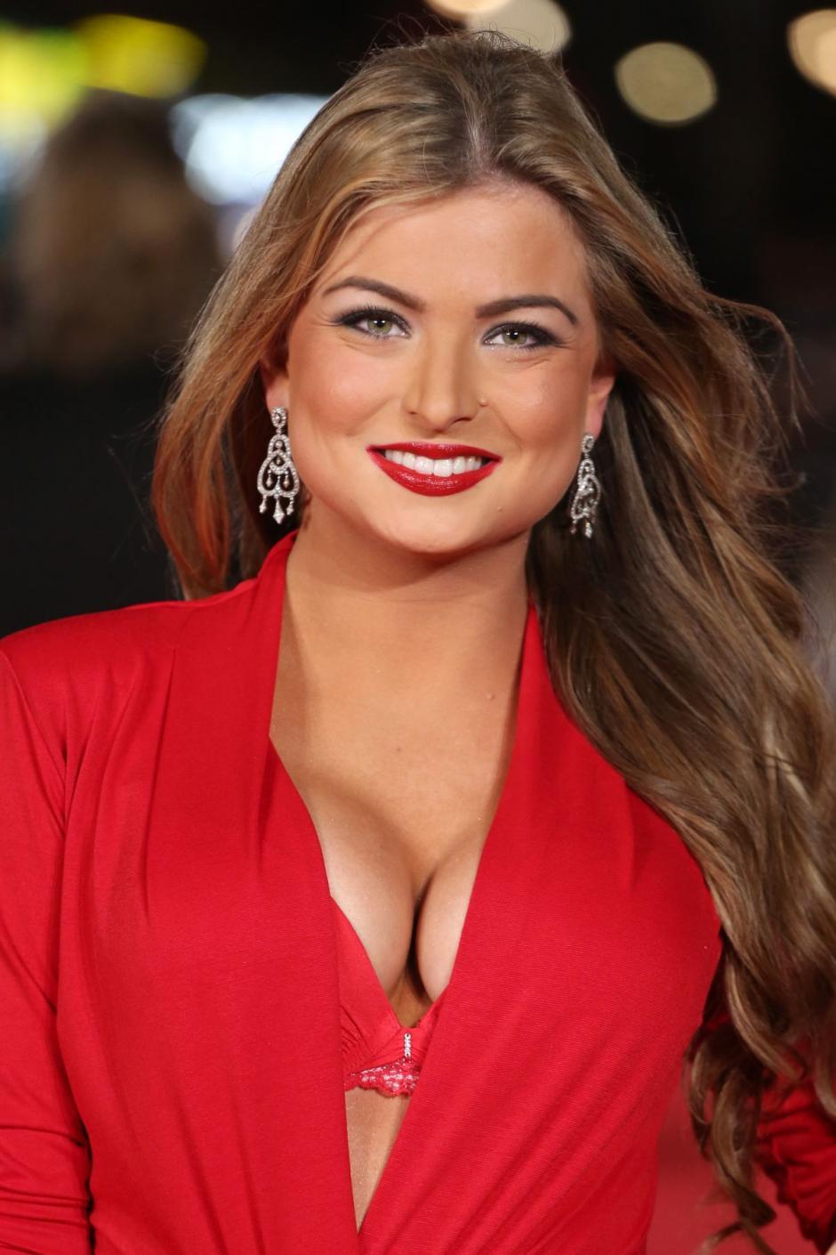Holland ha dejado de ser Miss Reino Unido. (Foto: EFE)