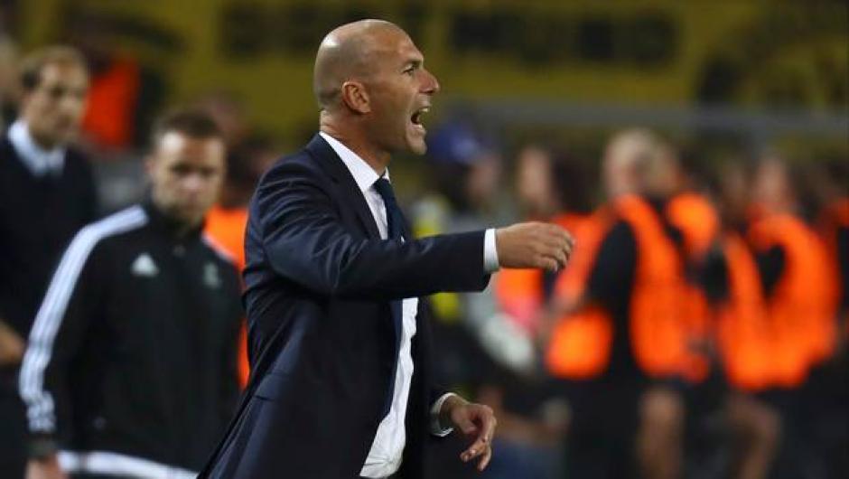 Zidane tiene claro que quien no se aplique será suplente en el Madrid. (Foto: EFE)