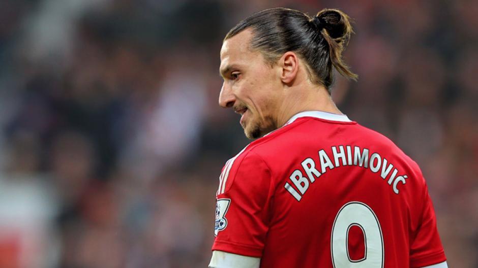 El sueco Zlatan Ibrahimovic pasó del PSG al Manchester United. (Foto: tiempo.hn)