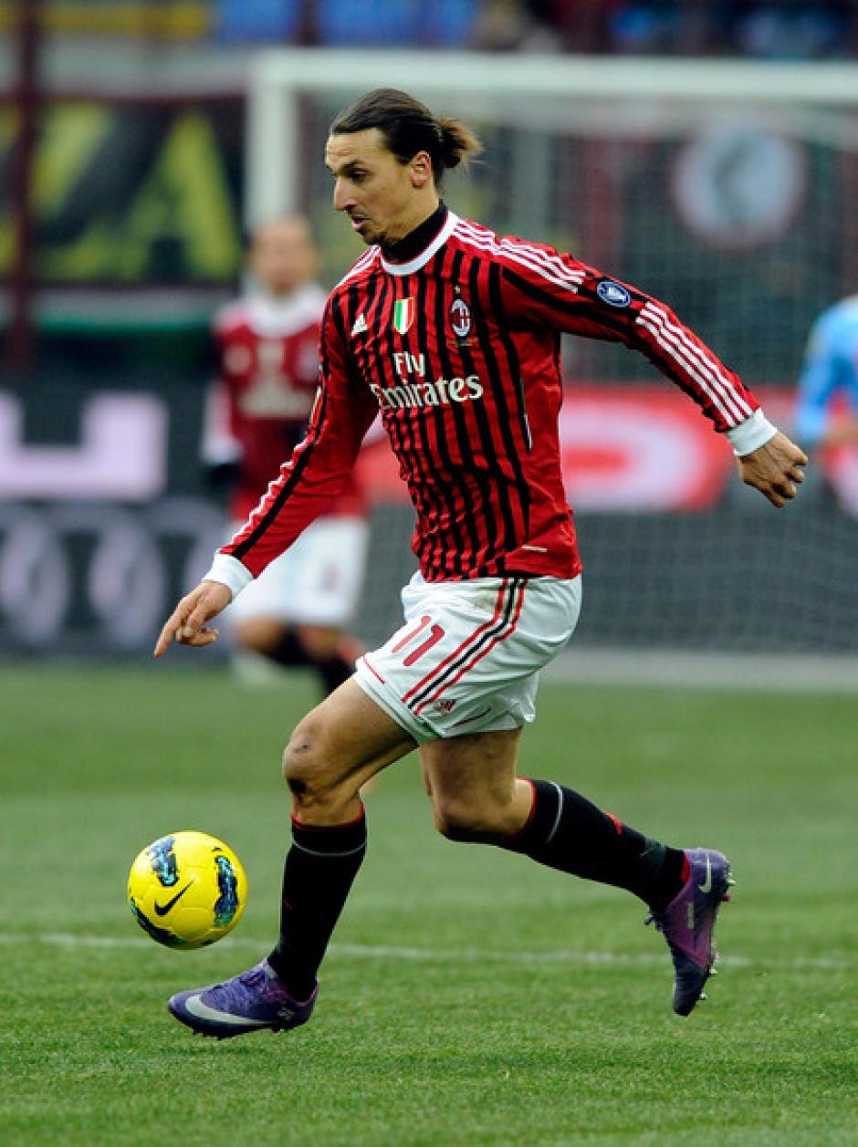 En Milán también derrochó su magia. (Foto: Twitter)