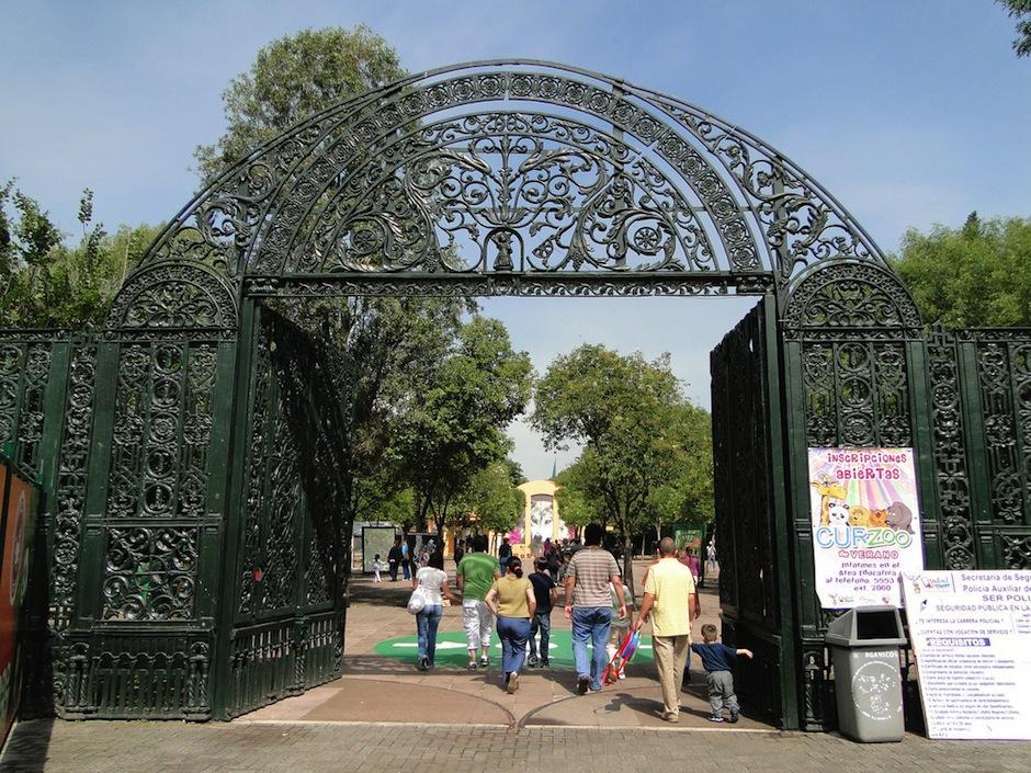 El Zoológico de Chapultepec, México DF, es uno de los más visitados del mundo, unos 5.5 millones de personas lo recorren. (Foto: periodismonacional.mx)