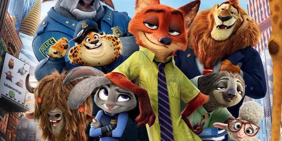 Zootopia fue una de las películas animadas más aclamadas de este año. (Foto: Zootopia)