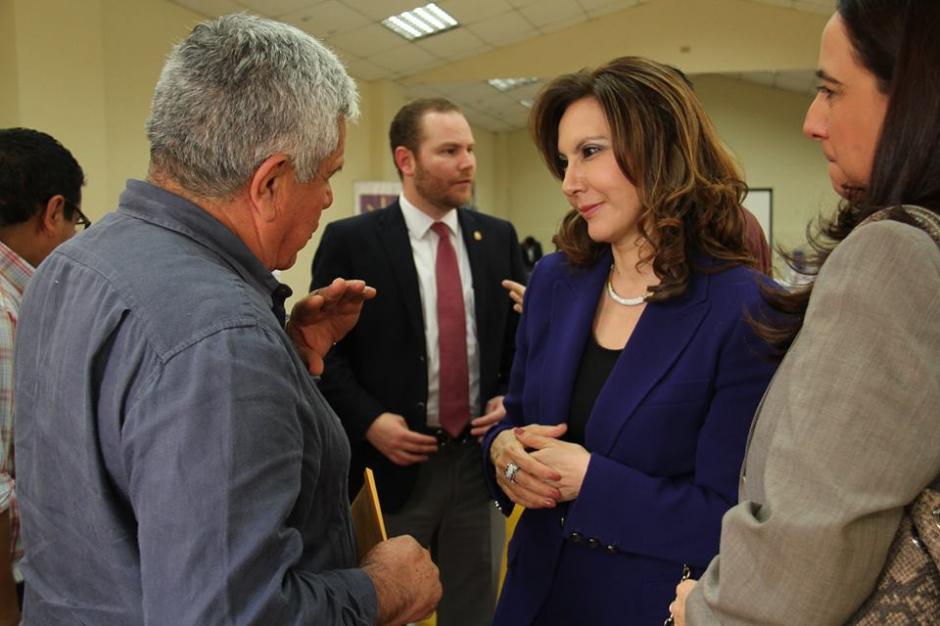 Ríos fue candidata a presidenta por el partido VIVA en las pasadas elecciones. (Foto: Partido Unionista/Facebook)