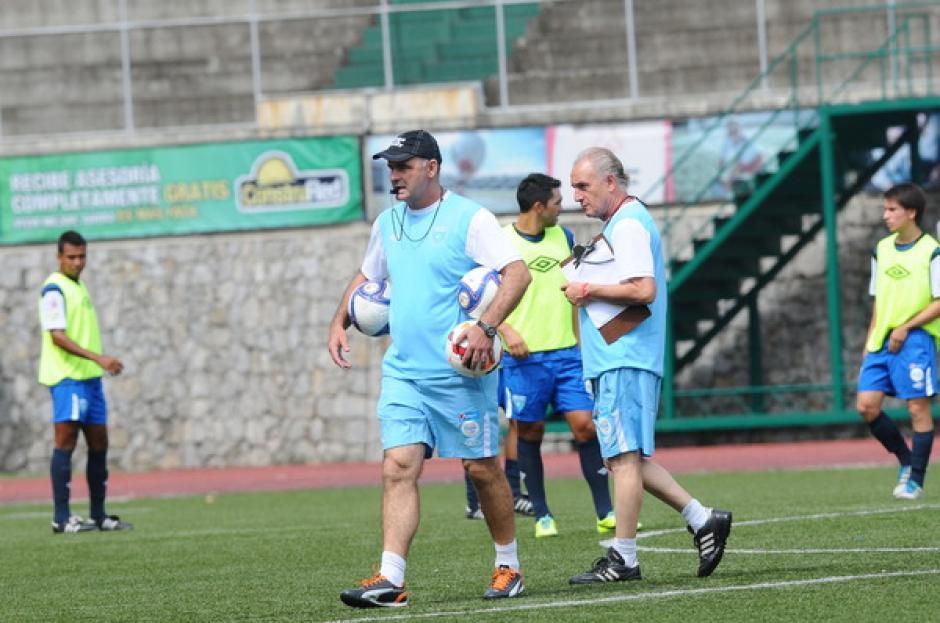 Guatemala debutará frente a El Salvador el 3 de septiembre en Copa CA