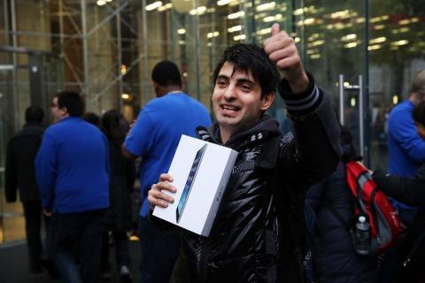¡El iPad Air ya está disponible!