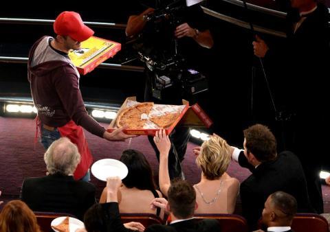 Las imágenes de los Oscar que inundaron las redes sociales