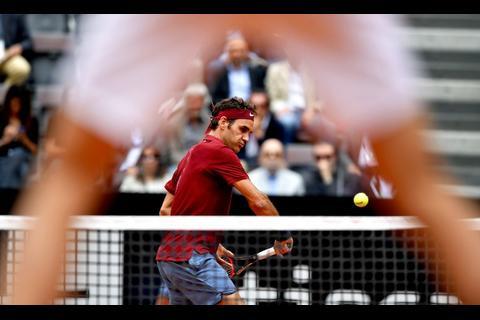 Federer, Djokovic y Murray, cumplen los pronósticos en Torneo de Roma