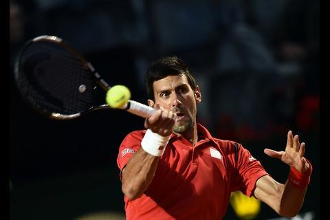 Djokovic y Murray repiten en Roma la final de Madrid de hace unos días