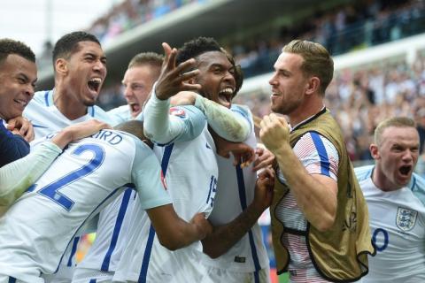 Inglaterra le da la vuelta al marcador y derrota a Gales de Bale