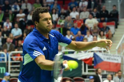 Argentina y Francia están a un paso de las semis de la Copa Davis