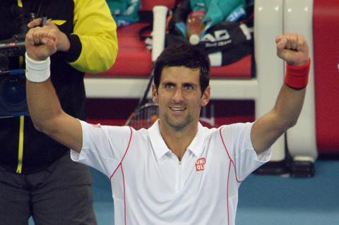 Djokovic sigue invencible en Pekín y reta a Nadal en la final