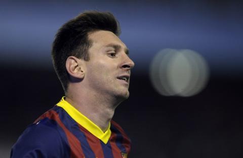¿Por qué El Barcelona renunció a los derechos de imagen de Messi?