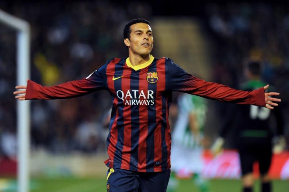 El Barcelona golea al Betis y se afianza en la punta sin Messi
