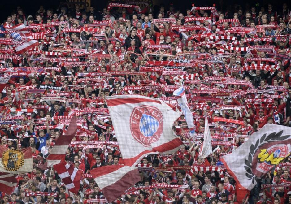 El Bayern Munich se quiere coronar en la Bundesliga