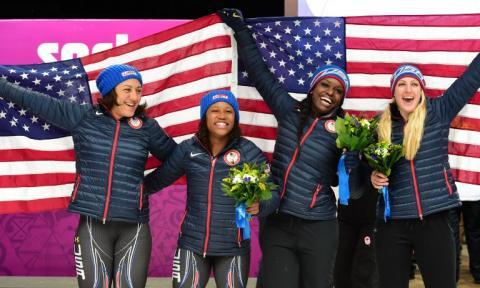 Williams: primera con oro olímpico en ganar medalla en Juegos Invierno