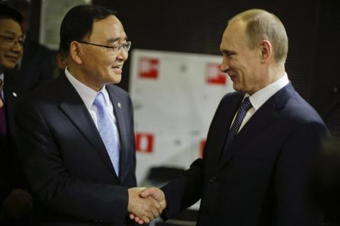 """El doble éxito ruso en los """"Juegos de Putin"""""""