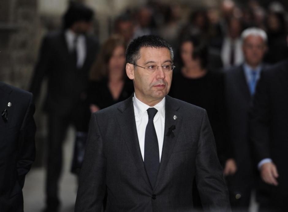 Delegación del Barcelona visitará a Blatter en Suiza