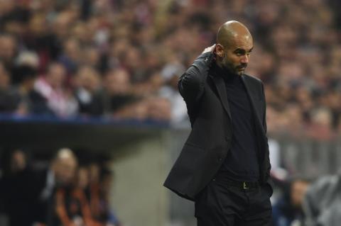 """""""Es mi responsabilidad"""", dice Guardiola tras caer ante el Madrid"""