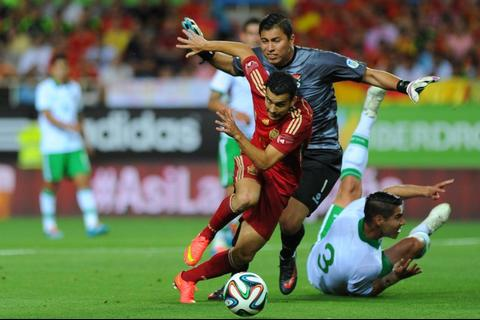 España supera a Bolivia en amistoso pero deja muchas dudas