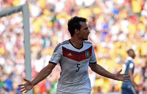Alemania vence a Francia por la mínima y pasa a semifinales