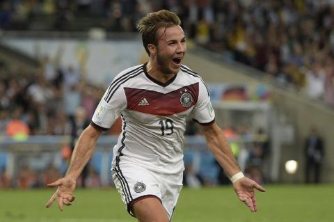 ¡Un gol de Götze hace a Alemania campeona del Mundo!
