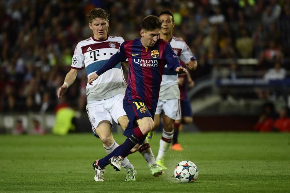 El Bayern por una remontada épica, el Barcelona por el boleto a Munich