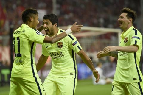Barcelona a la final de la Champions tras dejar en el camino al Bayern