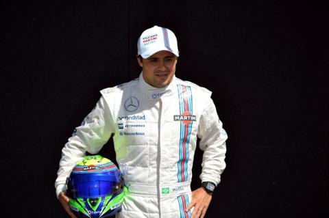 Felipe Massa grabará las iniciales de Schumacher en su casco