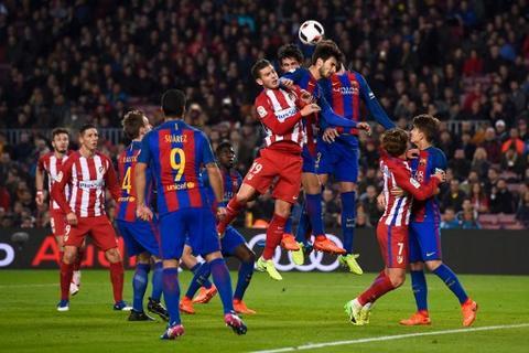 El Barcelona está en la final de la Copa del Rey