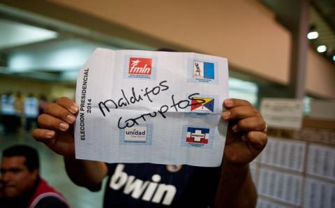 El Salvador: FMLN se perfila como ganador de elecciones