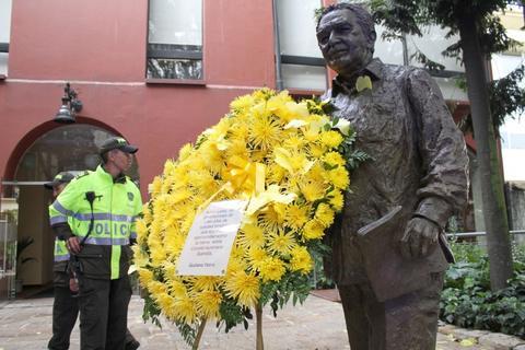 Despedirán a Gabriel García Márquez con música y flores amarillas