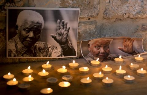 Guatemala, representada por Acisclo Valladares en funeral de Mandela