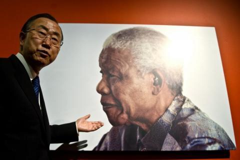 Funeral de Nelson Mandela reunirá a mandatarios de todo el mundo