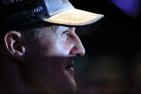 Aclaran que Schumacher no se encuentra en estado vegetativo