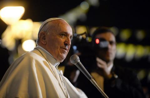 """El papa Francisco afirma que """"los chismes pueden matar"""""""