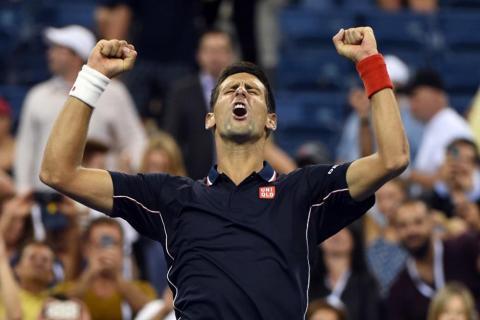 """""""Nole"""" deja a Murray en el camino e irá tras Nishikori en la semifinal"""
