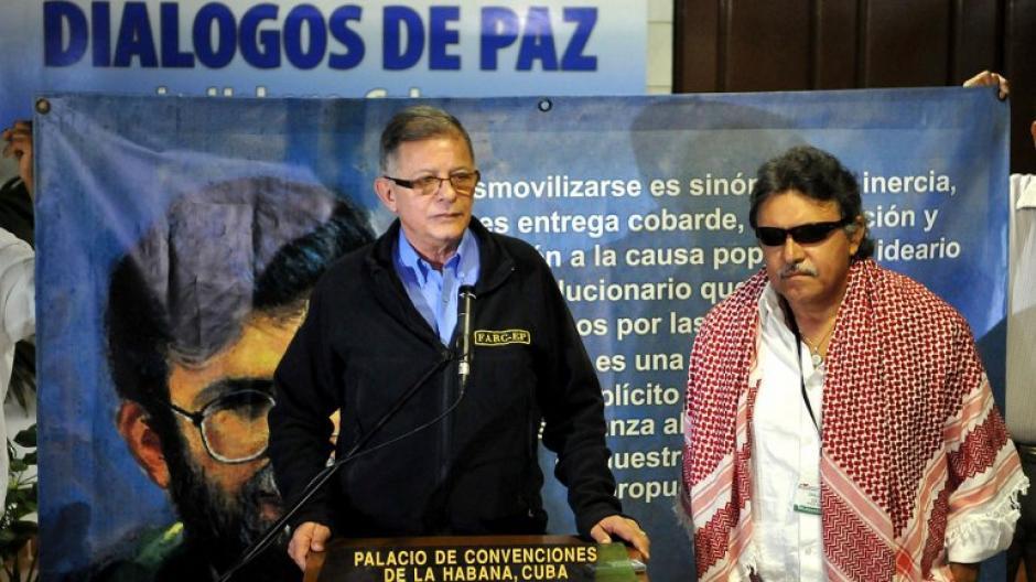 Gobierno de Colombia y las FARC logran crucial acuerdo