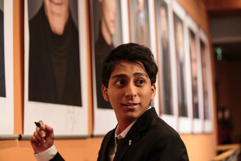 Un guatemalteco protagoniza la película con el elenco más costoso