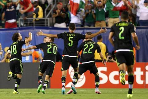 México derrota a Jamaica y consigue su séptimo título de Copa Oro