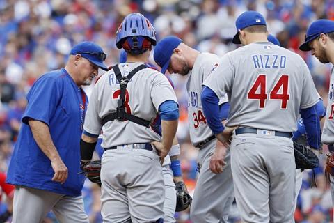 El equipo maldito: la historia de la sequía de 108 años de los Cubs