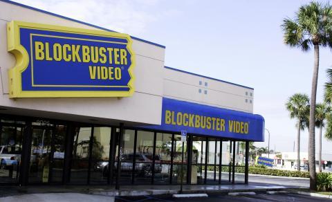 Blockbuster cerrará definitivamente en EE.UU.