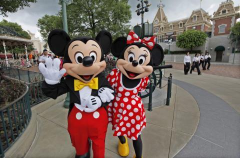 Disney gana 6 mil 136 millones de dólares en 2013