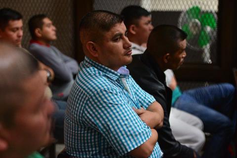 """Ordenan juicio para """"Guayo Cano"""" por muerte de nueve policías"""