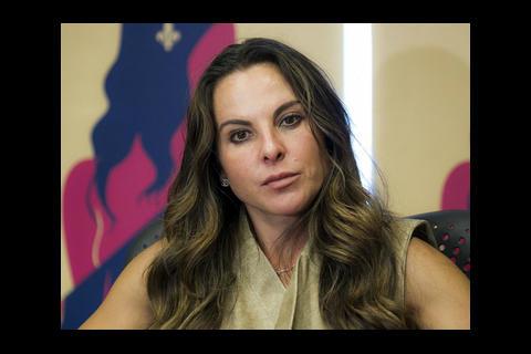 Kate del Castillo confiesa que tiene pánico de regresar a México