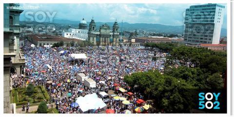 Streaming: Mira aquí la transmisión en vivo de la manifestación #27A