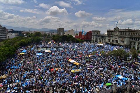 Cinco razones que demuestran que Guatemala cambió después del #27A